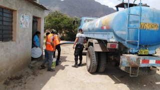 Restringen servicio de agua potable en Trujillo tras ruptura de redes