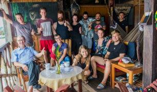 Estado de emergencia: 20 turistas extranjeros se encuentran varados en Yurimaguas