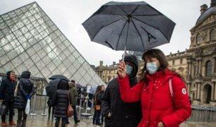 Francia: autoridades declararon emergencia sanitaria por coronavirus