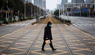 COVID-19: se registra primer contagio local en China en 3 días