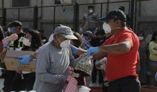 Pachacámac: municipio donó huevos de codorniz y víveres a familias vulnerables afectadas por cuarentena
