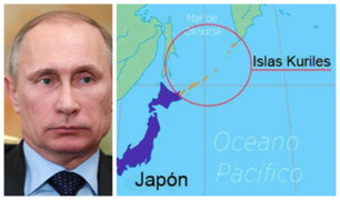 Alerta de Tsunami en Rusia: Terremoto de magnitud 7,5 sacudió Islas Kuriles