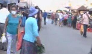 Estado de emergencia: desalojan a ambulantes del mercado 'El Hueco' después de 20 años