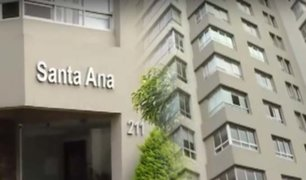Miraflores: vecinos de edificio donde murió hombre con COVID-19 se sienten aislados del mundo