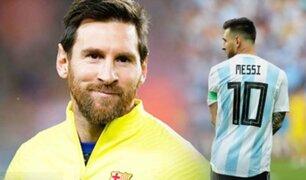 Lionel Messi dona un millón de euros para luchar contra el coronavirus