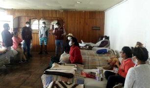 Cusco: reabren antiguo hotel para albergar turistas peruanos varados