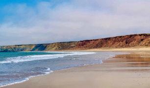Estado de emergencia: playas limpias y sin contaminación se ven al interior del país