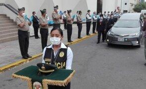 Rinden homenaje póstumo a policía baleado durante rescate de empresarios secuestrados