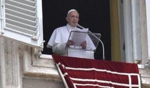 Trabajador del Vaticano y residente en casa de papa Francisco dio positivo a COVID-19