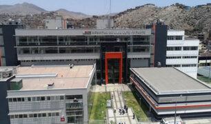 Coronavirus en Perú: niña de dos años es la primera paciente del hospital de Ate