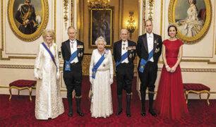 Reina Isabel II estaría aislada en castillo de Windsor para evitar contagio de coronavirus