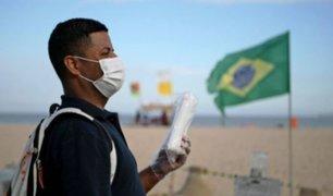 """Coronavirus en Sudamérica: presidente Bolsonaro comparó al COVID-19 con una """"pequeña gripe"""""""