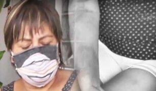 Chorrillos: sujeto agrede salvajemente a su esposa y la bota de su casa en pleno estado de emergencia