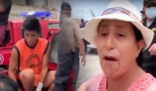 Jóvenes son intervenidos por no acatar la cuarentena en Barranca