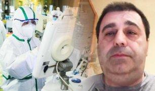 """Periodista sobre covid-19 en España: """"aún no se vive lo peor del virus en el país"""""""