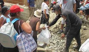 Presidente Vizcarra: municipios distribuirán víveres a familias vulnerables