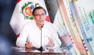 Presidente Vizcarra: autorizamos el retiro de hasta 2400 soles de CTS