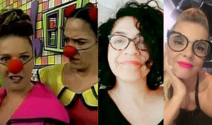 Pataclaun: Johanna San Miguel y Wendy Ramos reviven a sus personajes en transmisión en vivo