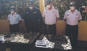 Huaraz: destruyen restos de momia y utensilios de culturas Recuay y Huari