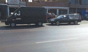 Chimbote: robaron carroza fúnebre, ahora piden dinero para devolverla