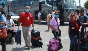 Canadiense que deambulaba por calles de Lima fue repatriada junto a 400 compatriotas