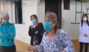 Coronavirus: enfermeras denuncian falta de implementos para atender a infectados