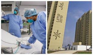 Coronavirus en Perú: Dos torres de la Villa Panamericana están implementadas para contagiados