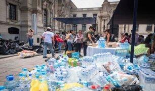 Coronavirus: Iglesias se organizan para ayudar a los más necesitados