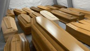 Día trágico en Italia: cerca de 1000 personas con Covid-19 murieron en un solo día