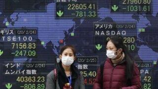 FMI advierte que la economía mundial ya entró en recesión