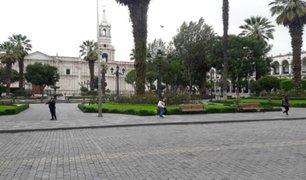Arequipa: turistas extranjeros y nacionales varados cumplen aislamiento en hoteles