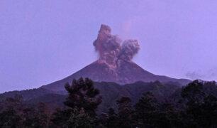 Indonesia: alerta por erupción y expulsión de cenizas del volcán Merapi
