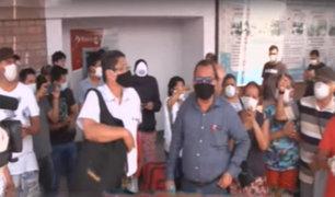 Ciudadanos varados en Lima piden apoyo para regresar a sus regiones