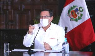 Estado de emergencia: Gobierno transferirá 213 millones 650 mil soles a municipios