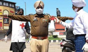 India: Gurú es sospechoso de contagiar a 15 mil personas de Covid-19