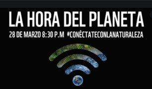Apaga la luz: La Hora del Planeta se celebra en casa