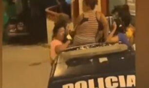 Detenciones en el mundo a ciudadanos que no acatan el aislamiento