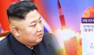 Corea del Norte lanza nuevamente misiles en medio de la pandemia