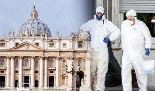 El Vaticano confirma seis casos de coronavirus en su sede