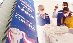 Villa Panamericana: Perú sigue dando la batalla contra el coronavirus