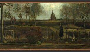 Países Bajos: ladrones aprovechan cuarentena y roban cuadro de Vincent van Gogh de museo