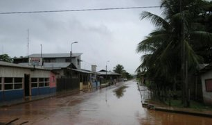 Selva peruana registrará lluvias de moderadas a fuertes hasta el 01 de abril
