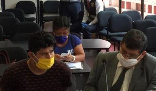 Dictan prisión preventiva para sujeto que agredió a policía en Comas