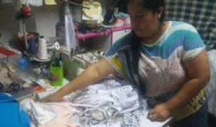 La Victoria: intervienen edificio donde elaboraban mascarillas sin registro sanitario