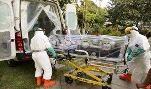 Cusco: repatrian a turista mexicana diagnostica con coronavirus y restos de su esposo fallecido