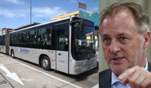 Metropolitano: Jorge Muñoz propone reducir capacidad de aforo al 40%