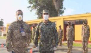 Estos son los reservistas convocados para resguardar seguridad durante estado de emergencia