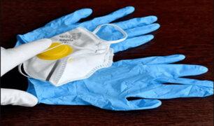 Estado de emergencia: trabajadores de limpieza no tienen mascarillas ni guantes