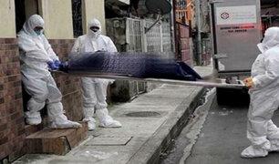 Coronavirus en el mundo: hay cadáveres hasta en las calles en Ecuador