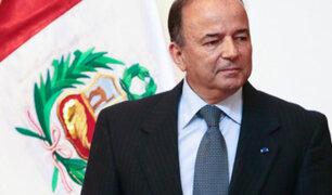 """Embajador de Perú en España: """"cerca de 2100 peruanos están varados"""""""